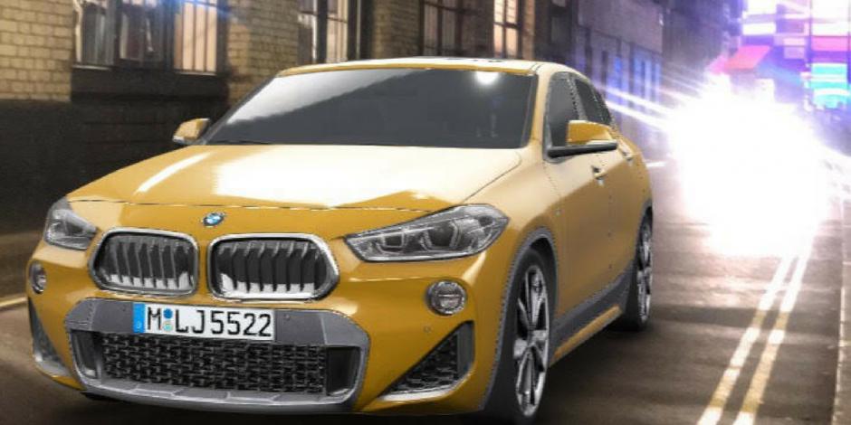 BMW passe la 5een réalité augmentée sur Snapchat